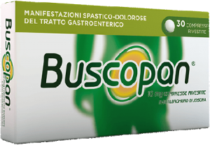antinfiammatorio Buscopan