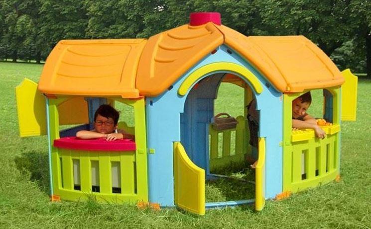 Le migliori casette per bambini for Cerco casetta in legno da giardino usata