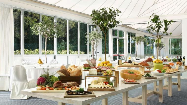 catering buffet matrimonio roma