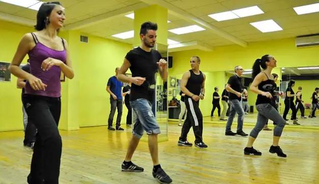 corsi di ballo scuola sampaoli